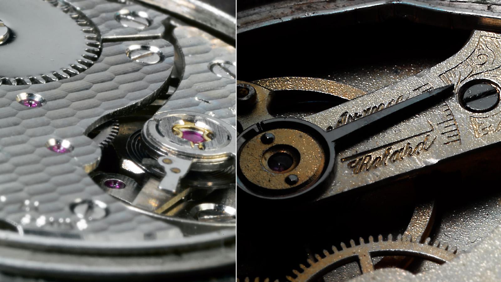 Historische Uhren