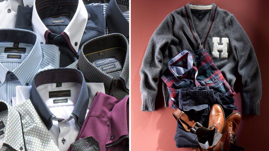 Von Hemden und Outfits