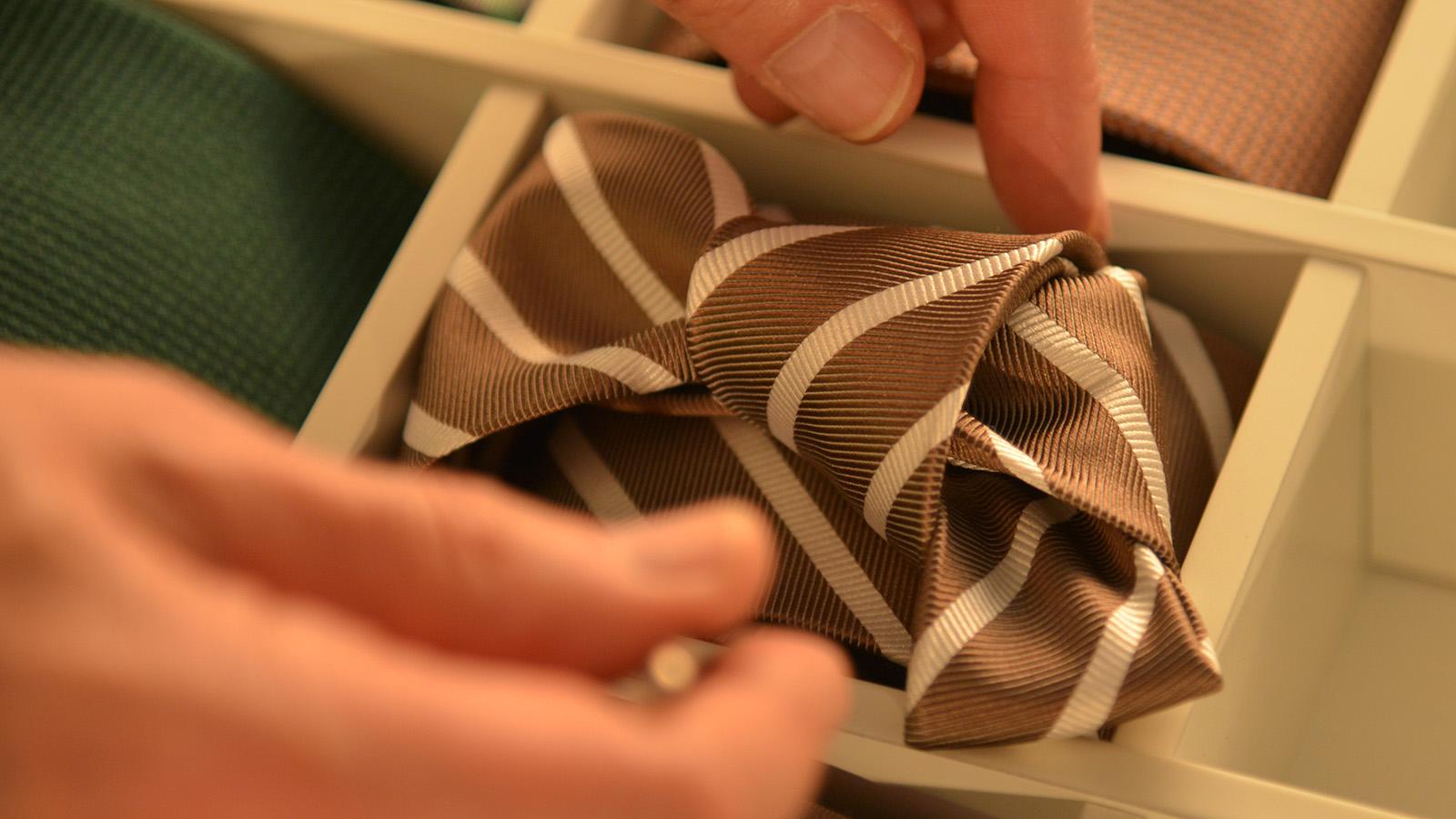 Krawattenstyling