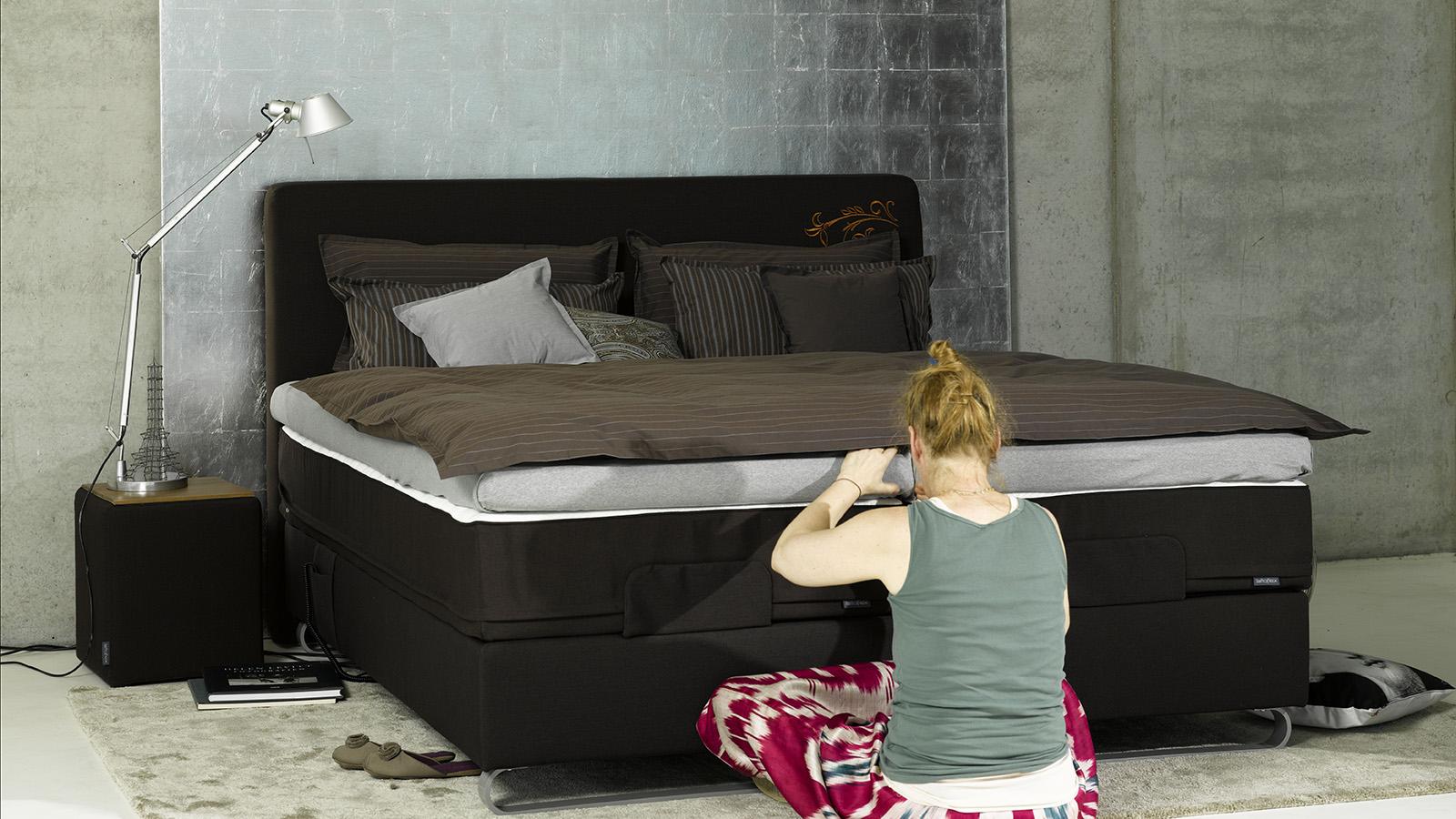 Styling Bettenproduktion